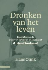 Kaft van het boek 'Dronken van het leven'