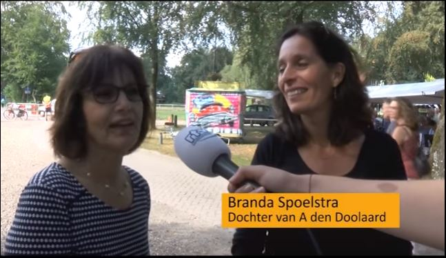 Interview Branda en Sanderien